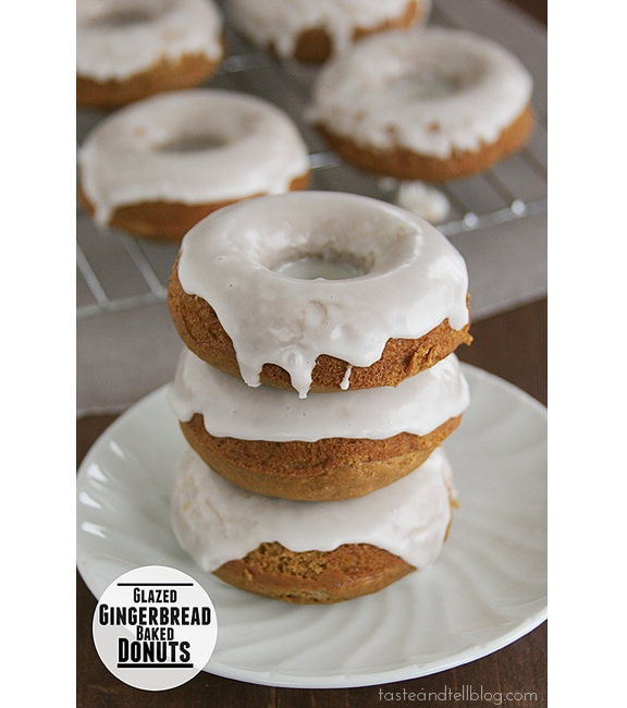 Glazed-Gingerbread-Baked-Donuts-recipe-taste-and-tell-1