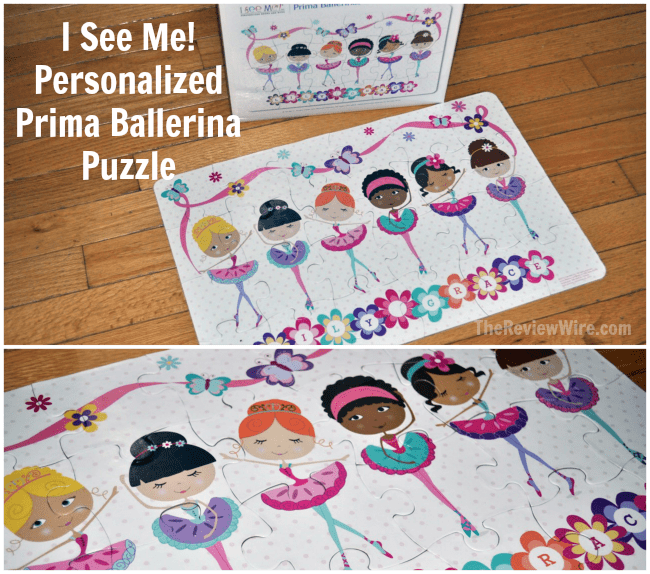 I See Me! Personalized Puzzles