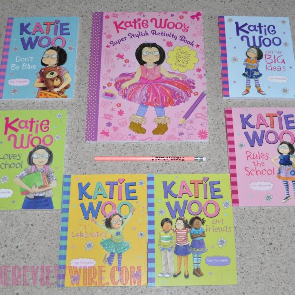 Katie Woo Books