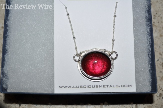 Luscious Metals Summer Necklace