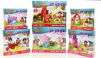 Magic Fun Dough Sets