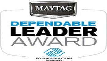 Maytag Dependable Leader Award 2013