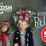 Holiday Looks at OshKosh B'gosh Review and Coupon  #sponsored #mc