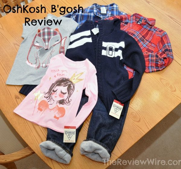 OshKosh B'gosh Review