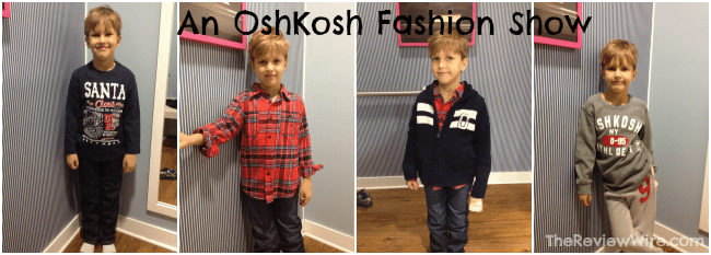 OshKosh Fashion Show