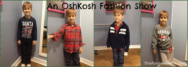 OshKosh Fashion Show