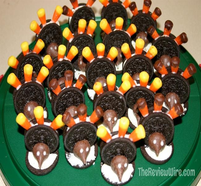 Turkey Cookies 2