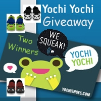 Yochi Yochi Shoes Giveaway