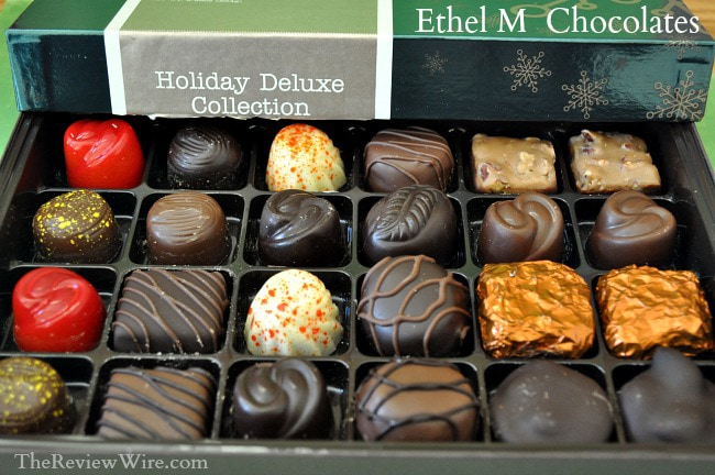 Ethel M. Chocolates Holiday Collection