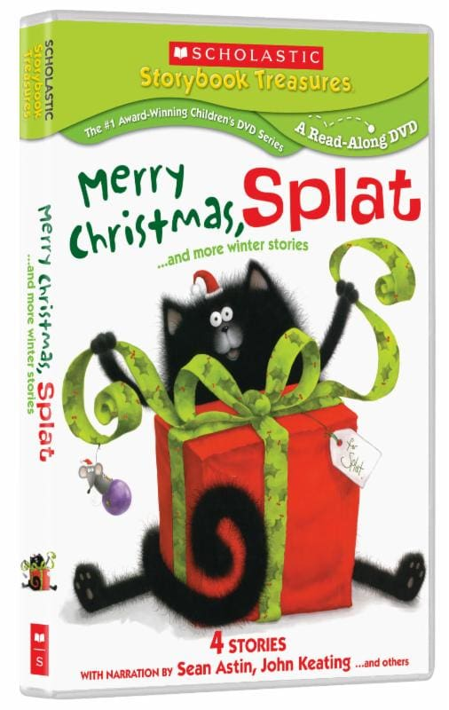 Merry Christmas SPlat DVD