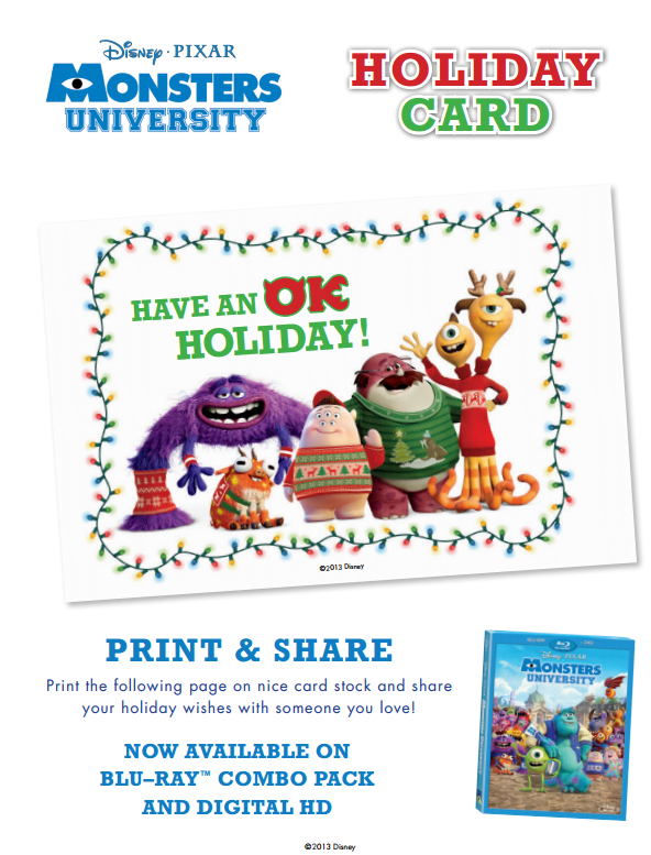 Monsters-U-Holiday-Gift-Card