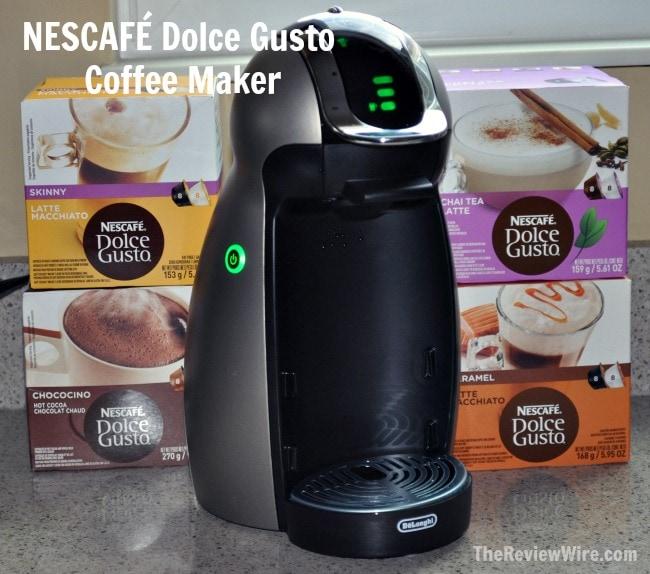 NESCAFÉ-Dolce-Gusto-Coffee-Maker