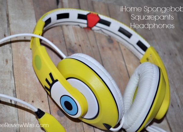 iHome Spongebob Headphones