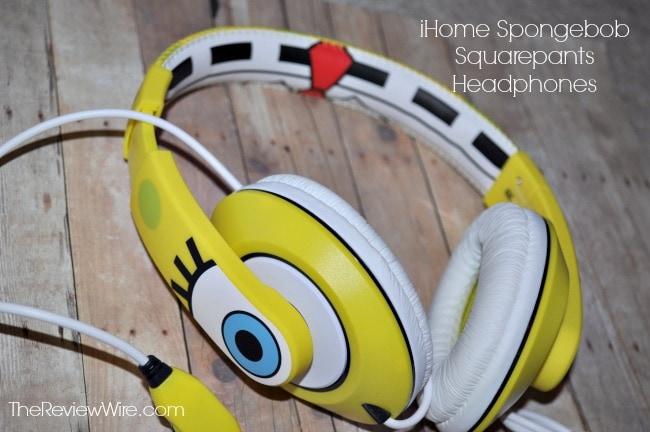 iHome Spongebob Headphones