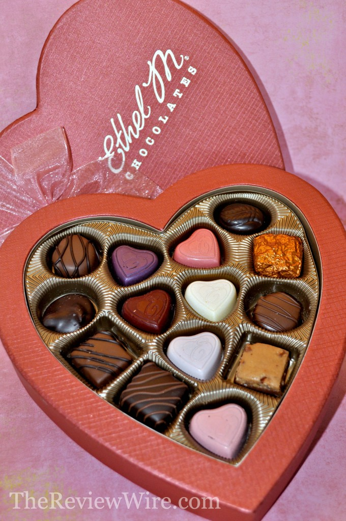 Ethel M Limited Edition Valentine's Day Gourmet Chocolates Box
