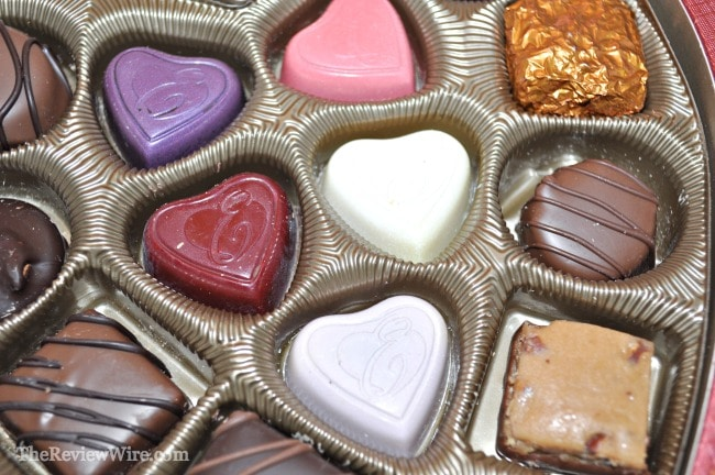 Ethel M Chocolates Limited Edition Valentine's Day Gourmet Chocolates Box