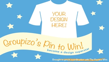 Groupizo Pin To Win Contest