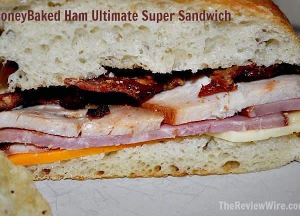 HoneyBaked Ham Ultimate Super Sandwich