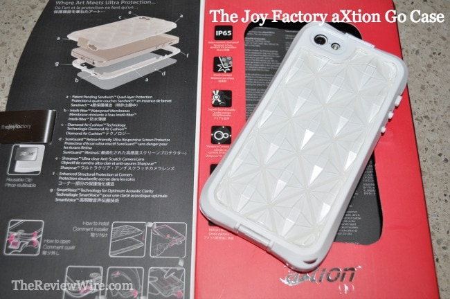 Joy Factory aXtion Go Case Review