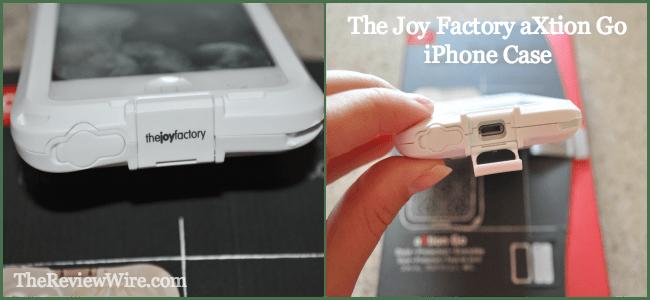 Joy Factory aXtion Go Case