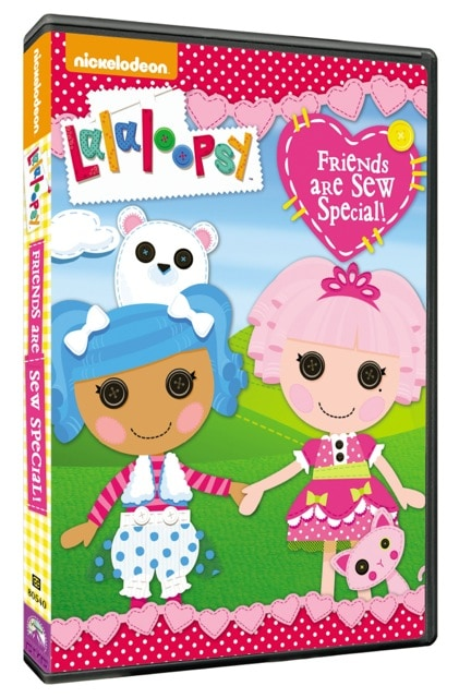 Lalaloopsy DVD