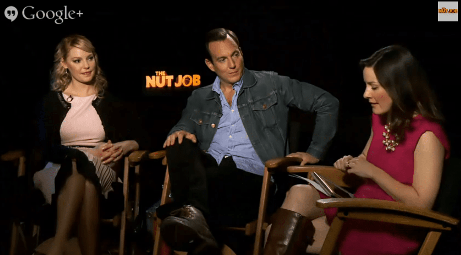 The Nut Job interview