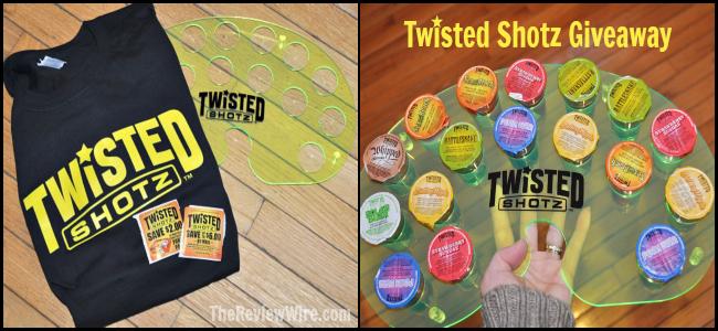 Twisted Shotz Giveaway