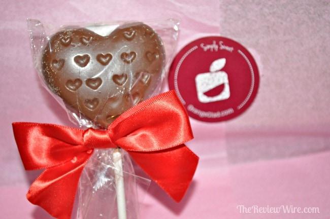 Bissinger's Handcrafted Chocolatier Lollipop