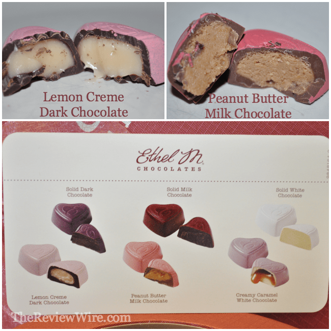 Ethel M Limited Edition Valentine's Day Gourmet Chocolates Box