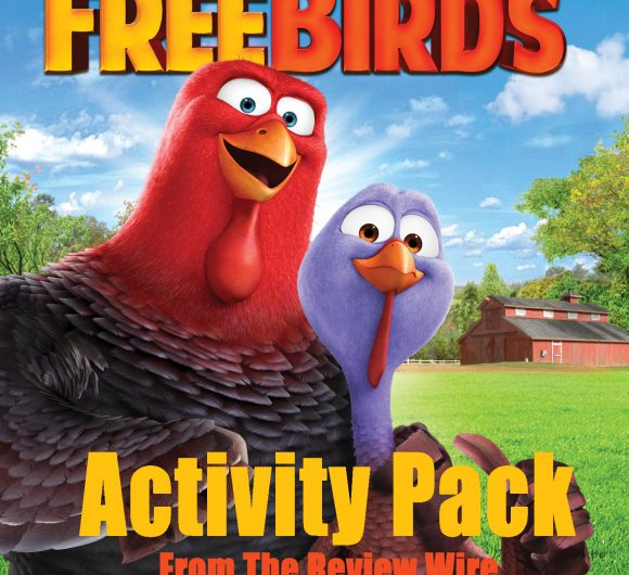 Free Birds Activity Pack from The Review Wire