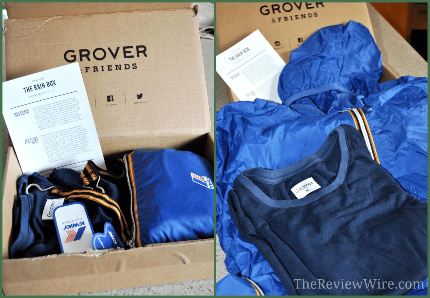 Grover & Friends Rainbox
