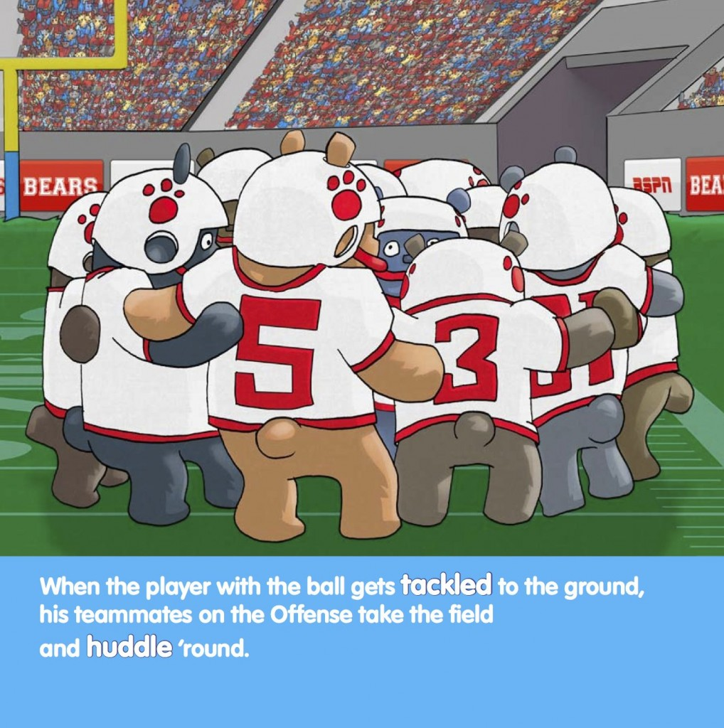 Let's Play Football Book