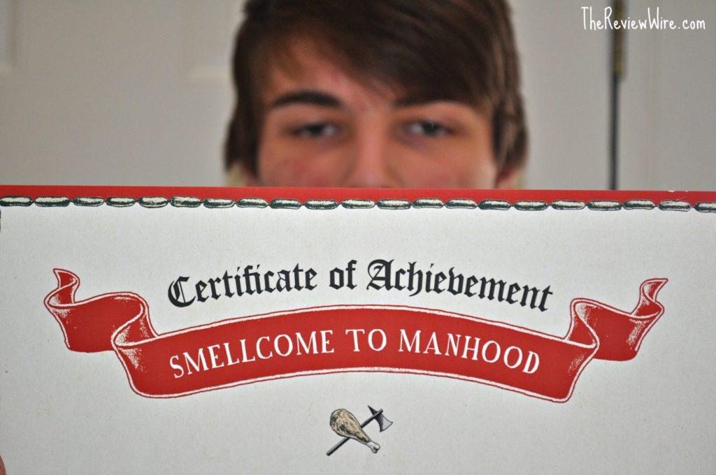 Made It To Manhood