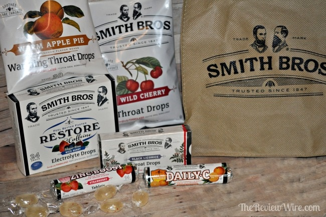 Smith Brothers Products