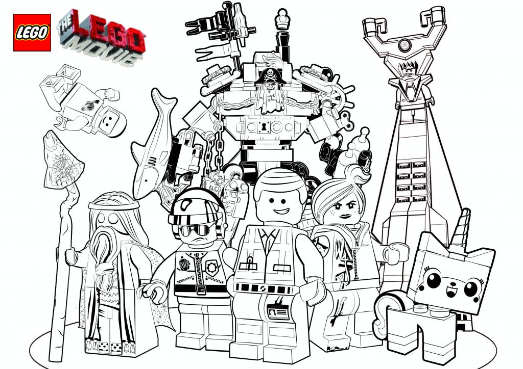 The lego movie coloring pages lego face mask for Lego movie coloring pages