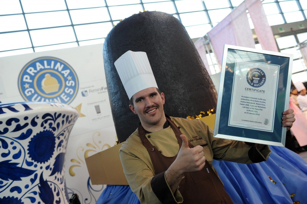 guinness world record winner