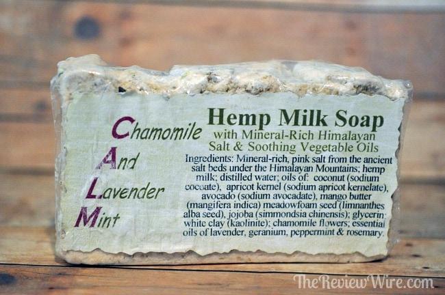 Calm Hemp Milk Soap.jpg