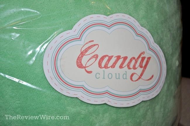 Candy Cloud Macaron Decorative Throw Pillow