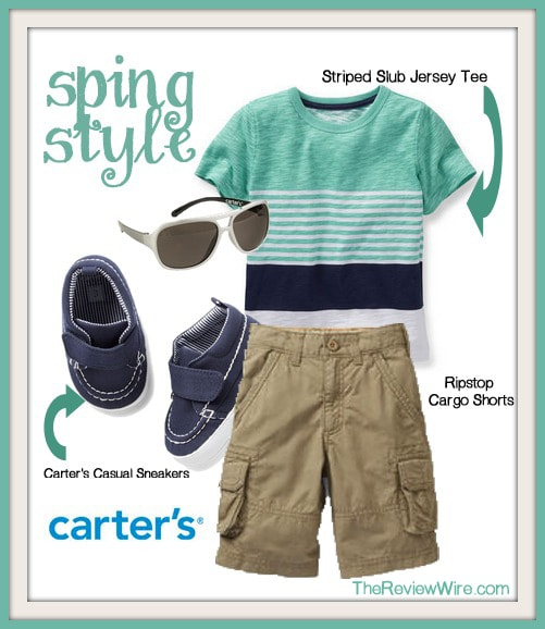 Carters Spring Style