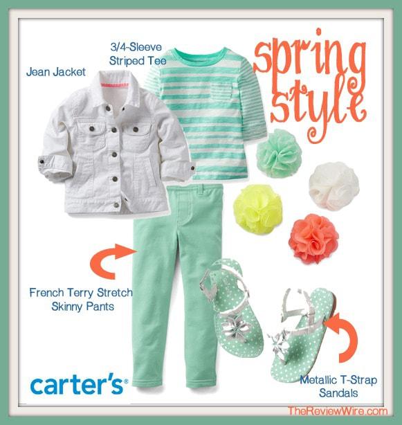 Carter's Sring Style
