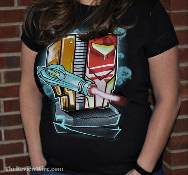 Metroid Tshirt