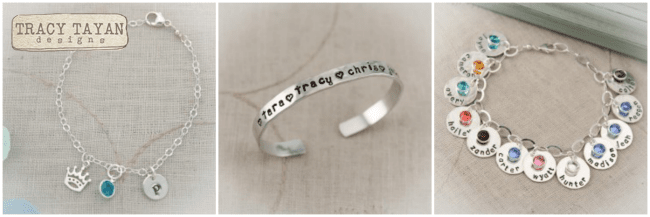 Tracy Tayan Designs Braclets