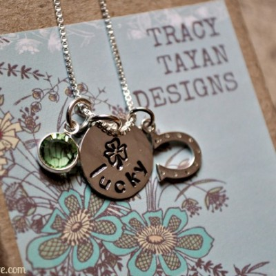 Tracy Tayan Designs: Hand Stamped Personalized Jewelry