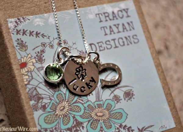 Tracy Tayan Designs Lucky Necklace