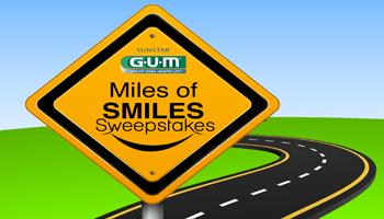 GUM Miles of Smiles