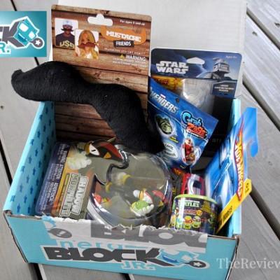 Nerd Block Jr. April 2014 Video Review: A Subscription Box For Kids