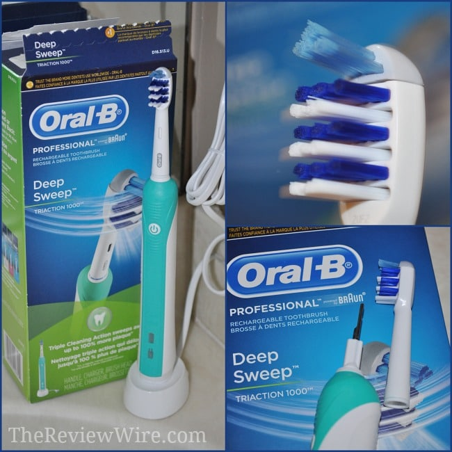 Oral-B Deep Sweep