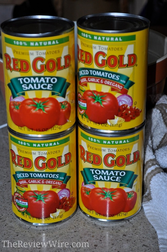 Red Gold Sauce