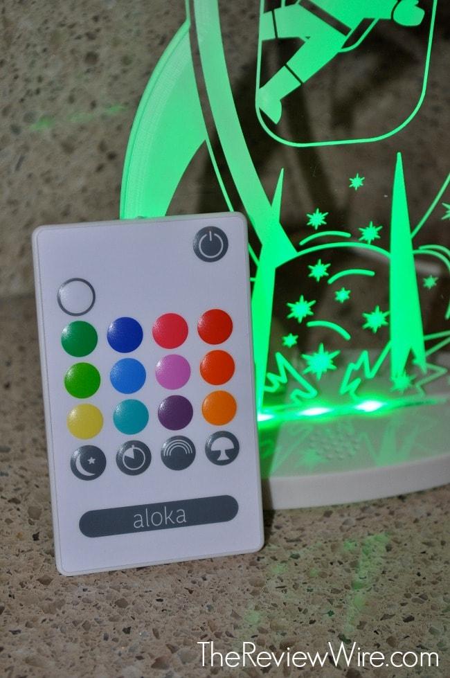 Aloka Designs Remote