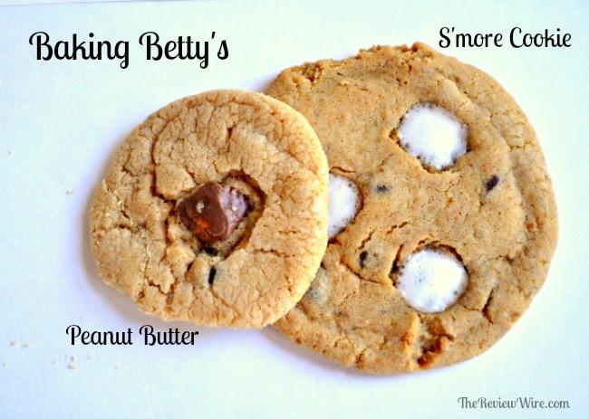 Baking Betty's Cookies